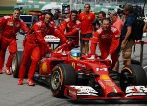 Ferrari continua