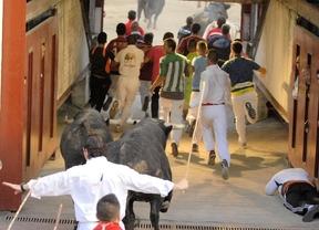 14 heridos en el quinto encierro de San Sebastián de los Reyes