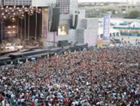 Lenny Kravitz y Maná inauguran Rock in Rio Madrid 2012 ante 42.000 personas