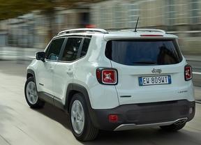 Jeep Renegade, aventurero global