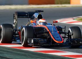 McLaren no sale del pozo