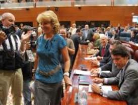 Aguirre anuncia una nueva ley para vender el 49% del Canal de Isabel II