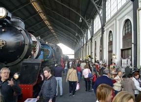 Regresa el Mercado de Motores al Museo del Ferrocarril