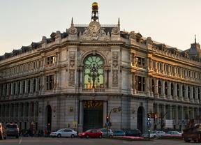 Edificio del Banco de España.