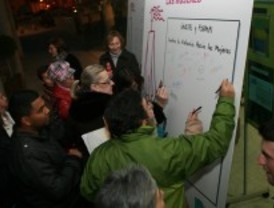 Jornadas contra la violencia de género en Tres Cantos