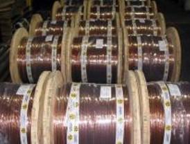 Los ladrones se llevan 3.000 kilómetros de cable de cobre en la capital en seis años