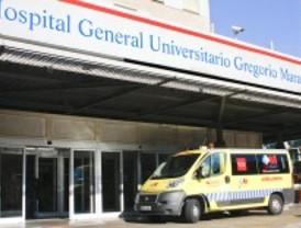 Tres heridos en un accidente de tráfico en Arganda