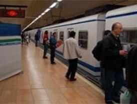 Un nuevo problema con un convoy de la línea 6 de Metro provoca retrasos
