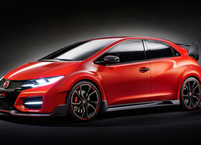 El Honda Civic Type R y el NSX, estrellas en el próximo Salón Ginebra