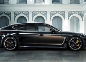 Solamente 100 unidades del Porsche Panamera Exclusive Series