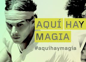 El Mutua Madrid Open recibirá a Nadal, Djokovic o Federer del 1 al 10 de mayo