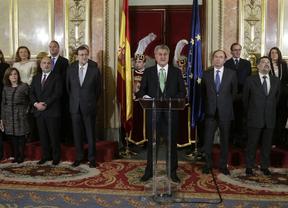 La reforma constitucional copa el día de la Carta Magna