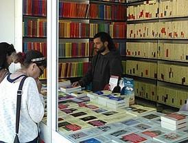 El Retiro acoge la Feria del Libro desde este viernes