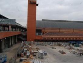 Desvíos de tráfico en Méndez Álvaro desde este domingo por obras en Atocha