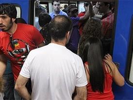 Este martes, huelga de Metro sin servicios mínimos
