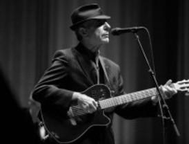Leonard Cohen, en el Palacio de los Deportes