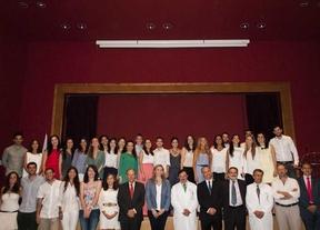 Se gradúa la primera promoción de Medicina de la UAX formada en el Hospital Severo Ochoa