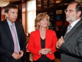 Madrid presentará un plan en octubre para mejorar la Justicia
