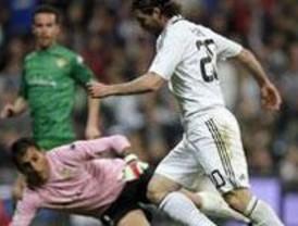 El Real Madrid golea al Betis