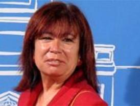 Narbona, convencida de que el PSOE puede volver a tener mayoría en la región