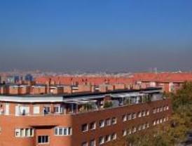 La contaminación se dispara en la capital