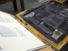 La imprenta municipal reabre al público