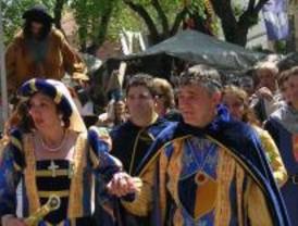 El Álamo viaja a la Edad Media