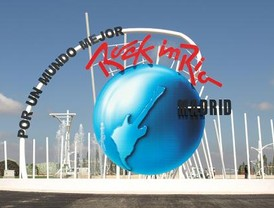 Arganda acoge por primera vez Rock in Rio