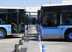 La EMT redujo sus viajeros un 0,46% en 2014