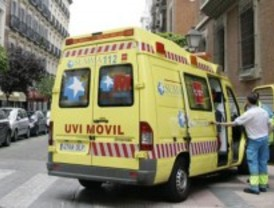 Fallece una mujer por intoxicación por humo tras un breve incendio en Getafe