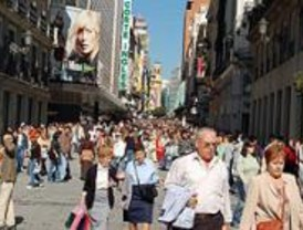 La economía madrileña crecerá por encima del 3 por ciento en 2008
