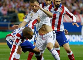 Atlético y Real Madrid aplazan sus revanchas