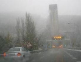El frío y la nieve llegan a Madrid a partir del martes