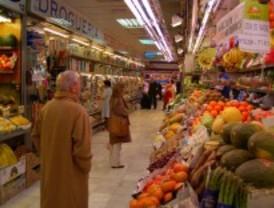 Los precios suben siete décimas en Madrid