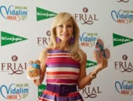 Carmen Lomana revela cómo se mantiene sana