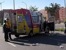 Un hombre herido muy grave tras ser atropellado en Vallecas