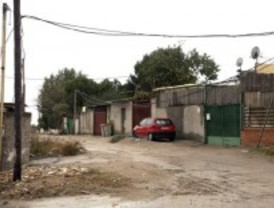 Diez detenidos en la Cañada Real