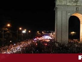 Madrid se vuelca con la 'marcha del carbón'