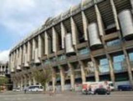 Fiesta del reciclaje en el Bernabéu