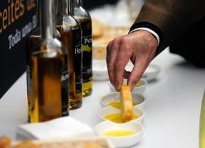 Arranca en Madrid la ruta de los aceites de oliva