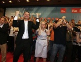 Gómez celebra sus más de 6.000 avales y se siente 'más que nunca candidato de las bases'