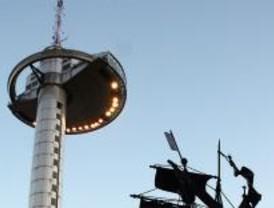 El Faro de Moncloa vuelve a abrir al público