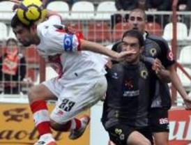 Rayo y Hércules empatan a goleada