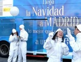 El Bus de la Navidad recorrerá los barrios con la mejor iluminación navideña