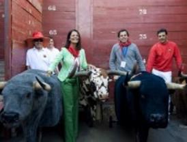 Paloma Adrados participa en las fiestas de Pozuelo