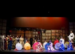La ópera trágica 'Madame Butterfly' desembarca en el Compac Gran Vía