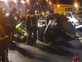 Fallecen dos hombres tras una colisión en la A-5
