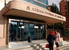 Fachada Audiencia Provincial de Madrid