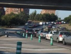 Las incidencias marcan el tráfico dentro de la ciudad