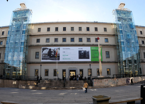 El Centro de Arte Reina Sofía: arquitectura en dos tiempos (gris y roja)